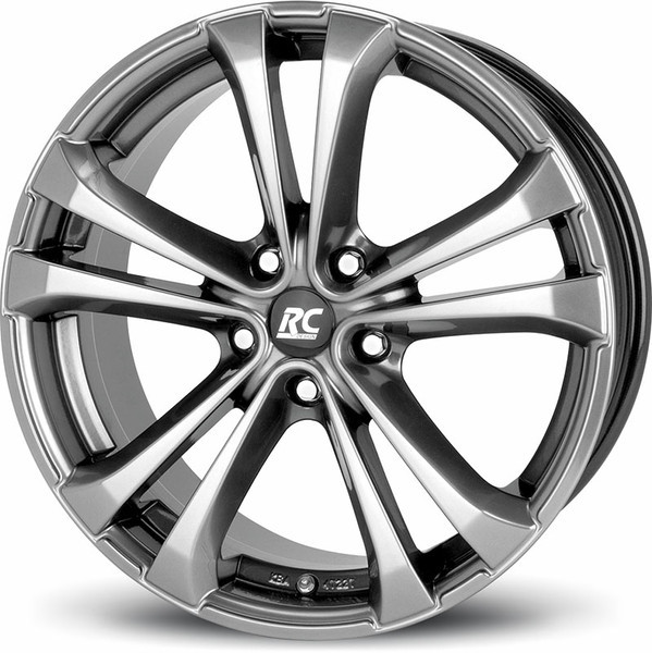 Brock RC17 CS 7.5x17 5x112 ET47