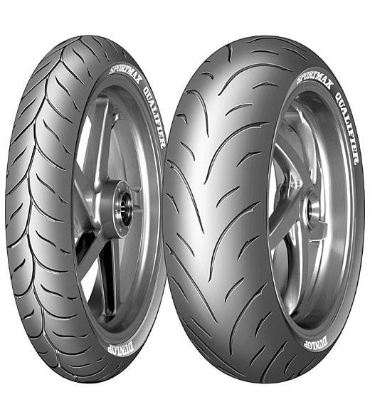 Dunlop SPMAX QUALIFIER 120/70 R17 58W TL