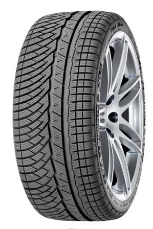 Michelin PILOT ALPIN PA4 GRNX 235/45 R17 97V XL
