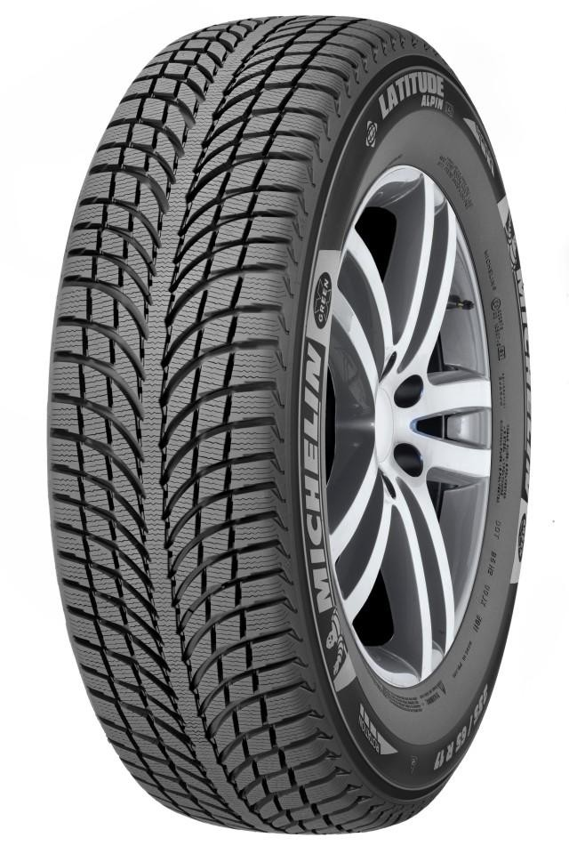 Michelin LATITUDE ALPIN LA2 GRNX 255/65 R17 114H XL TL