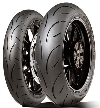 Dunlop SPMAX SPORTSMART II R 190/50 R17 73W TL