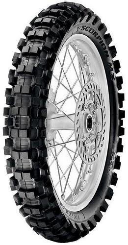 Pirelli Scorpion MX Extra J R 110/90 R17 60M TT