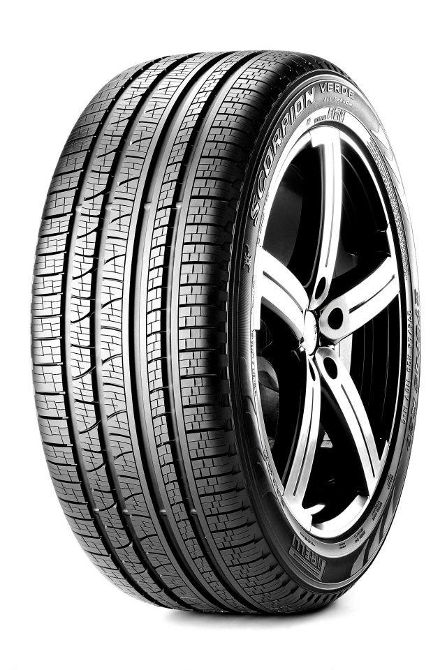 Pirelli Scorpion VERDE as RUN FLAT 235/60 R18 103V TL